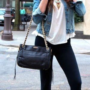 Rebecca Minkoff 'Swing' Double Chain Shoulder Bag